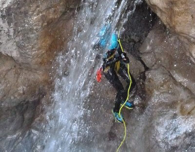 Image 1 Canyoning les Acles