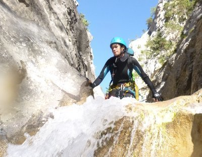 Image 2 Canyoning les Acles