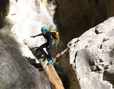 Image 3 Canyoning les Acles