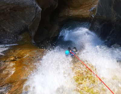 Image 4 Canyoning les Acles