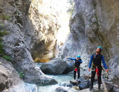 Image 5 Canyoning les Acles