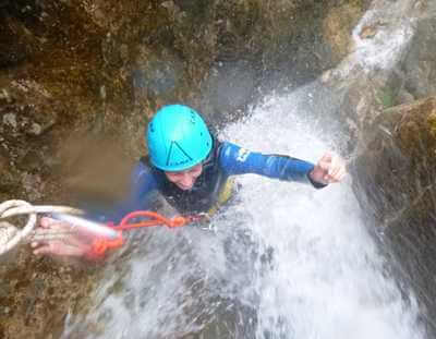 Image 4 Canyoning Béal Noir