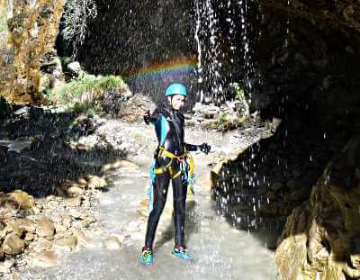Canyoning La Blache