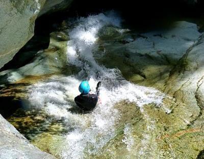 Image 2 Canyoning Caprie