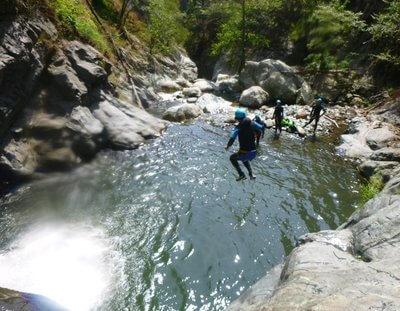Image 3 Canyoning Caprie