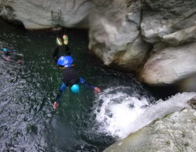 Image 5 Canyoning Caprie