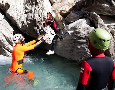 Image 0 Canyoning Couleau