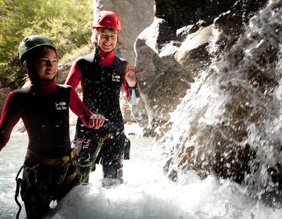 Image 1 Canyoning Couleau