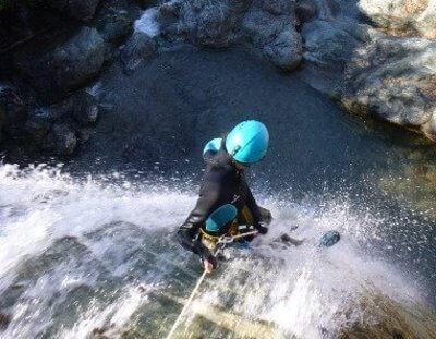 Canyoning L'Eychauda
