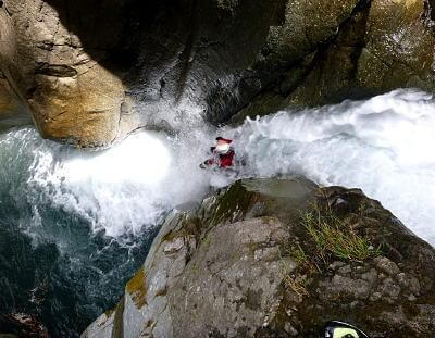 Canyoning Oules du Diable