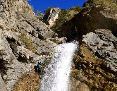 Canyoning Pra Reboul